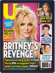 Us Weekly Magazine (Digital) Subscription August 2nd, 2021 Issue