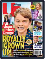 Us Weekly Magazine (Digital) Subscription August 9th, 2021 Issue