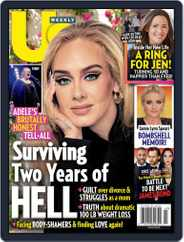 Us Weekly Magazine (Digital) Subscription October 25th, 2021 Issue