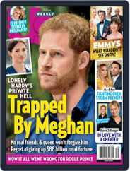 Us Weekly Magazine (Digital) Subscription October 4th, 2021 Issue