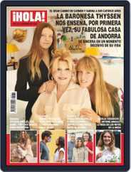 Hola Magazine (Digital) Subscription September 30th, 2020 Issue