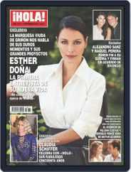 Hola Magazine (Digital) Subscription September 9th, 2020 Issue