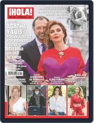 Hola Magazine (Digital) Subscription February 17th, 2021 Issue