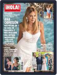 Hola Magazine (Digital) Subscription July 28th, 2021 Issue