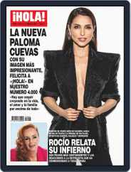 Hola Magazine (Digital) Subscription March 31st, 2021 Issue
