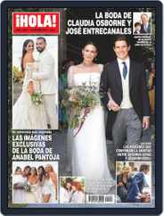 Hola Magazine (Digital) Subscription October 13th, 2021 Issue
