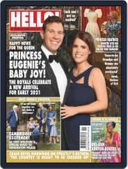 Hello! Magazine (Digital) Subscription October 5th, 2020 Issue