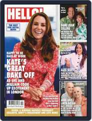 Hello! Magazine (Digital) Subscription September 28th, 2020 Issue