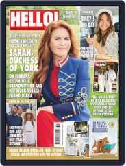 Hello! Magazine (Digital) Subscription August 9th, 2021 Issue