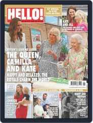 Hello! Magazine (Digital) Subscription June 21st, 2021 Issue