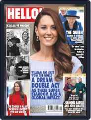 Hello! Magazine (Digital) Subscription November 1st, 2021 Issue