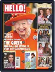 Hello! Magazine (Digital) Subscription October 18th, 2021 Issue