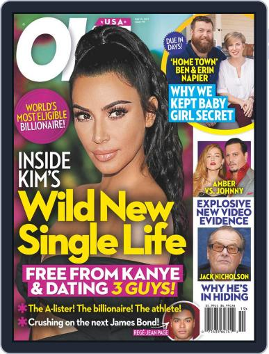 Ok! Magazine (Digital) May 10th, 2021 Issue Cover