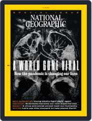 National Geographic Magazine (Digital) Subscription November 1st, 2020 Issue