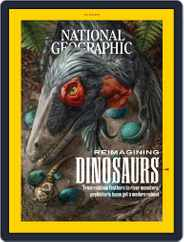 National Geographic Magazine (Digital) Subscription October 1st, 2020 Issue