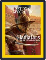 National Geographic Magazine (Digital) Subscription August 1st, 2021 Issue