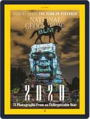 National Geographic Magazine (Digital) Subscription January 1st, 2021 Issue