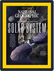National Geographic Magazine (Digital) Subscription September 1st, 2021 Issue