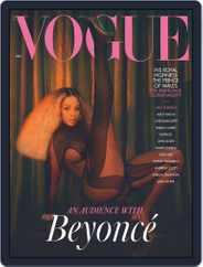 British Vogue Magazine (Digital) Subscription December 1st, 2020 Issue