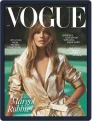 British Vogue Magazine (Digital) Subscription August 1st, 2021 Issue