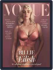 British Vogue Magazine (Digital) Subscription June 1st, 2021 Issue