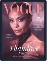 British Vogue Magazine (Digital) Subscription May 1st, 2021 Issue