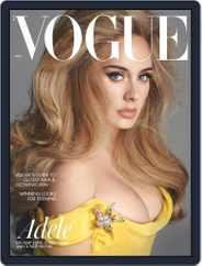 British Vogue Magazine (Digital) Subscription November 1st, 2021 Issue
