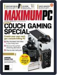 Maximum PC Magazine (Digital) Subscription December 1st, 2020 Issue