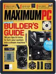 Maximum PC Magazine (Digital) Subscription August 1st, 2021 Issue