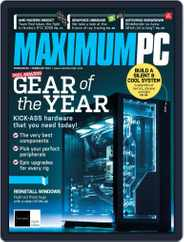Maximum PC Magazine (Digital) Subscription February 1st, 2021 Issue