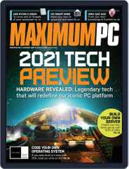 Maximum PC Magazine (Digital) Subscription January 1st, 2021 Issue