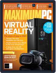 Maximum PC Magazine (Digital) Subscription May 1st, 2021 Issue