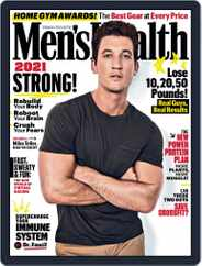Men's Health Magazine (Digital) Subscription January 1st, 2021 Issue