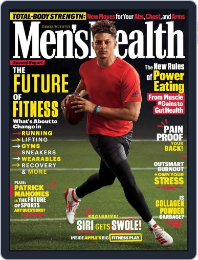 Men's Health Magazine (Digital) March 1st, 2021 Issue Cover