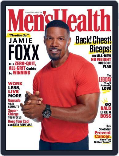 Men's Health Magazine (Digital) October 1st, 2021 Issue Cover
