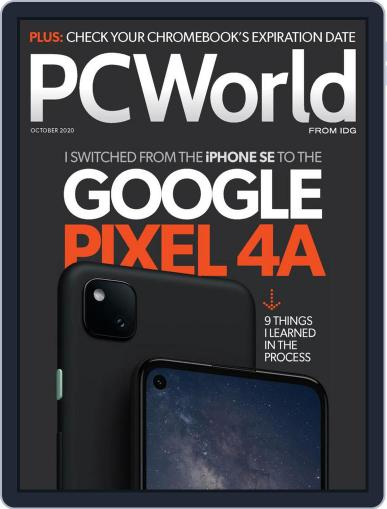 PCWorld Magazine (Digital) October 1st, 2020 Issue Cover