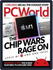 PCWorld Magazine (Digital) Subscription February 1st, 2021 Issue