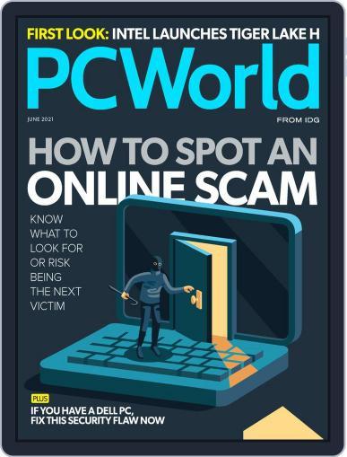 PCWorld Magazine (Digital) June 1st, 2021 Issue Cover
