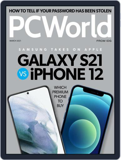 PCWorld Magazine (Digital) March 1st, 2021 Issue Cover
