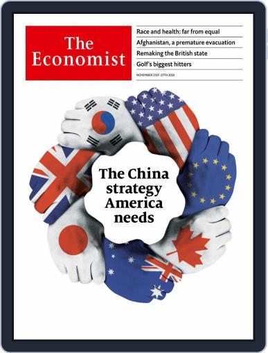 The Economist Magazine (Digital) November 21st, 2020 Issue Cover