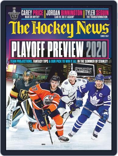 The Hockey News Magazine (Digital) July 17th, 2020 Issue Cover