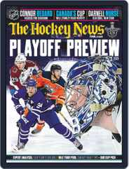 The Hockey News Magazine (Digital) Subscription April 26th, 2021 Issue