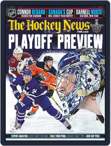 The Hockey News Magazine (Digital) April 26th, 2021 Issue Cover