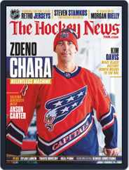 The Hockey News Magazine (Digital) Subscription February 1st, 2021 Issue