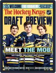 The Hockey News Magazine (Digital) Subscription May 25th, 2021 Issue