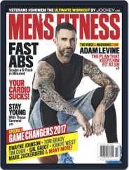 Men's Fitness (Digital) Subscription October 1st, 2017 Issue