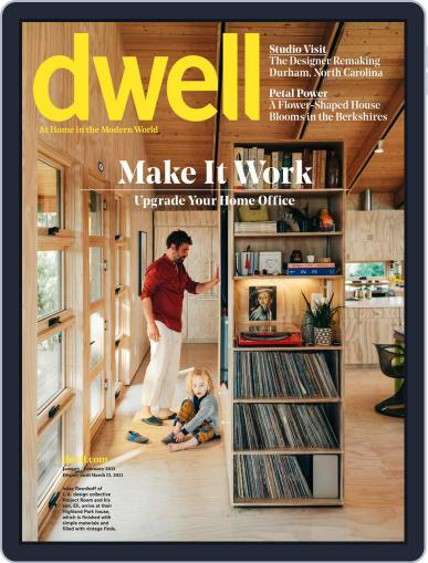 Dwell Magazine (Digital) January 1st, 2021 Issue Cover