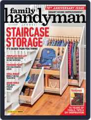 Family Handyman Magazine (Digital) Subscription December 1st, 2020 Issue