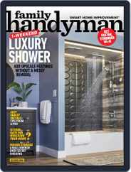 Family Handyman Magazine (Digital) Subscription October 1st, 2020 Issue