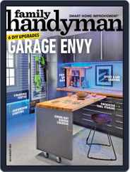 Family Handyman Magazine (Digital) Subscription July 1st, 2021 Issue